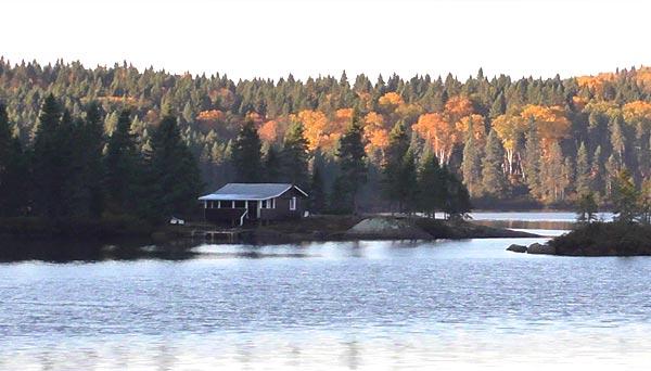 pourvoirie Tiberiade au Québec, Canada